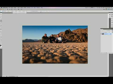 "Adobe Photoshop CS5 - ""Just Do It"" Sneak Peek"