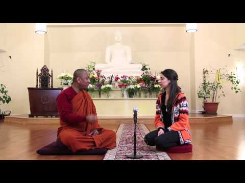 """""""Life Of An Urban Buddhist Monk"""" Part One: Interview with Bhante Saranapala"""