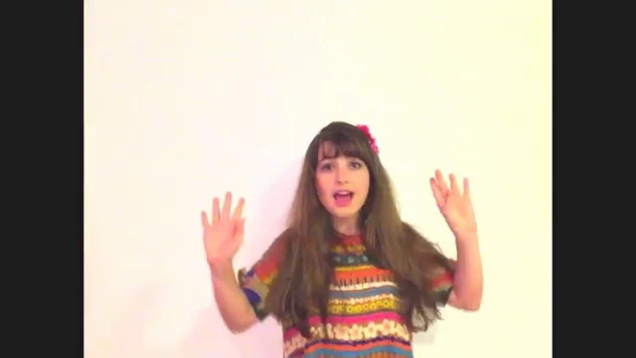 Giulia Soncini -Chandelier (Sia) Cover Original version - YouTube