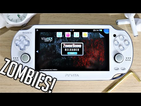 PS Vita Hacks: How To Install Nazi Zombies Homebrew Game | 3.73 H-encore 2 | Tutorial 2020 Edition