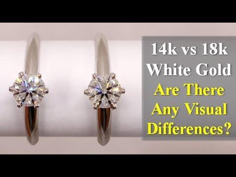 14k-vs-18k-white-gold-diamond-ring-visual-comparison---which-is-better?
