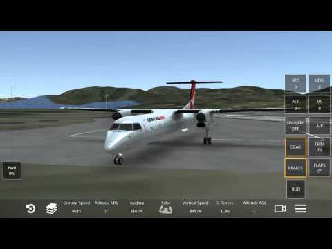 Infinite Flight - Dash 8 Q400 - Liveries !