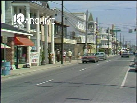 WAVY Archive: 1979 Ocean City, Maryland Tourism Parking