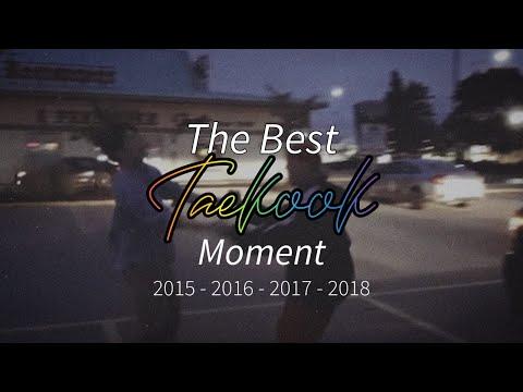THE BEST TAEKOOK MOMENTS! (2015/2016/2017/2018)