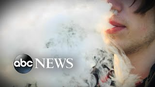 CDC probing 450 cases of 'serious lung illness' across 33 states l ABC News