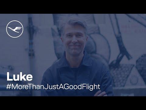 Luke, der Sitzdesigner | Lufthansa