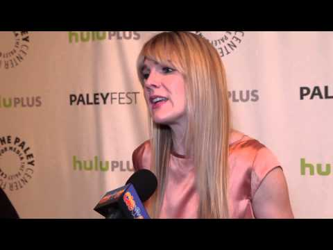 Lily Rabe Talks Sister Mary Eunice Evil Possession in American Horror Story!