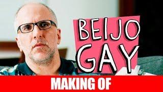 Vídeo - Making Of – Beijo Gay