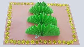 DIY Paper Cake Tutorial | How to Make Birthday CakeTutorial