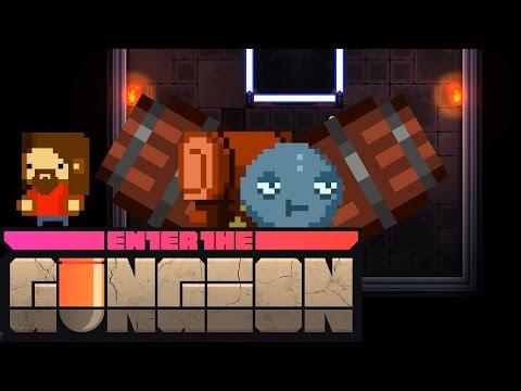 Enter the Gungeon   Elevator Unlock?