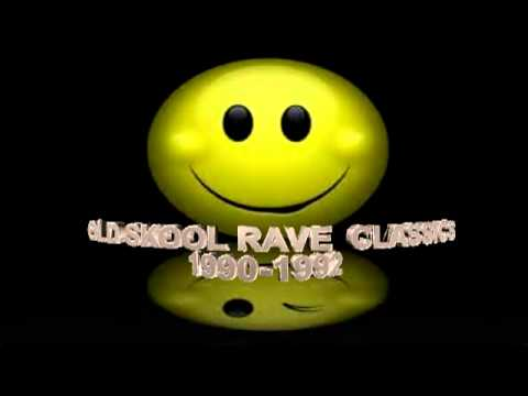 Best Old Skool Rave Classics 1990-1992 Mixed By DJFX.UK