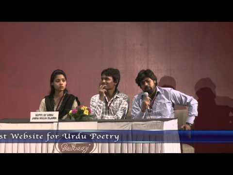 Final Round | Dept. of Urdu, JMI vs Dept. of Urdu, JMI_Rekhta Bait Bazi Delhi-2014