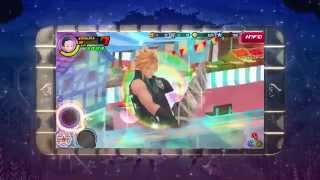 KINGDOM HEARTS Unchained χ Announcement Trailer