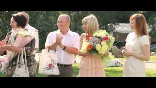 Очень трогательная выездная церемония Анны и Виталия. Свадебный Нижний Новгород. Клип