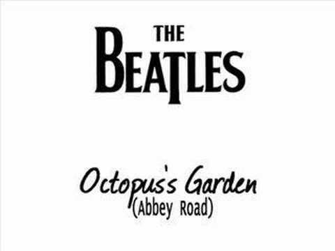 The Beatles Octopus 39 S Garden Abbey Road Youtube