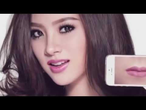 [ENG SUB] Baifern Pimchanok - [TVC] Mistine Q Perfect Lip Colors (2013)