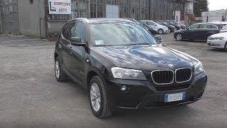 BMW X3 2.0D 2012 XDrive - Обзор - Dobrokar