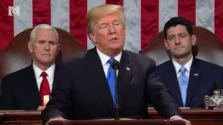 Trump says Republican memo vindicates him in Russia probe
