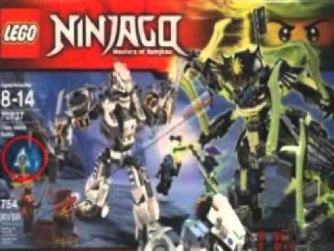 ninjago season 5 weapons youtube