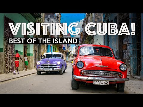 ADVENTURES IN CUBA - Havana, Viñales, and Trinidad
