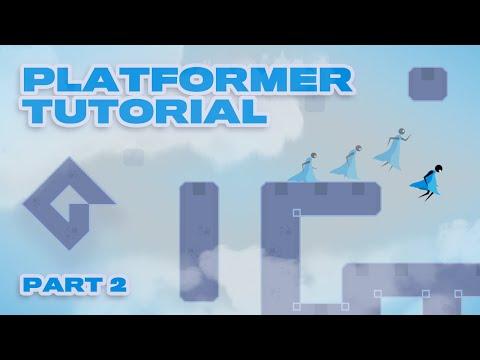 Platformer Tutorial (GML) - Part 2/2