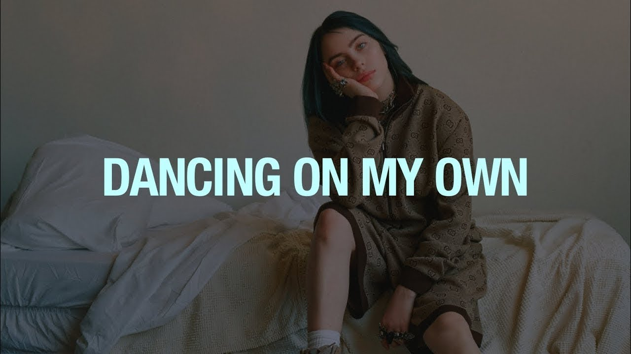 Billie Eilish - Dancing On My Own (Tradução)