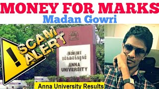 Anna University Revaluation | Marks for Money | Madan Gowri | Anna University Results