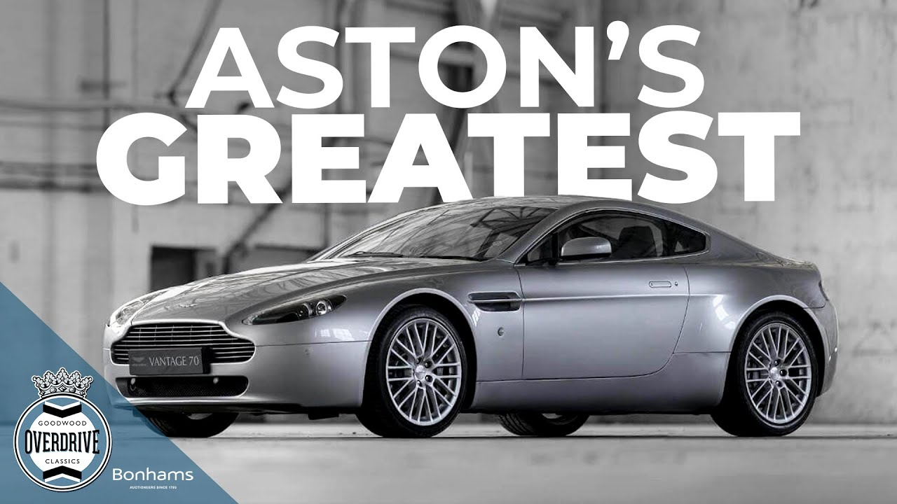 8 best Aston Martin road cars ever