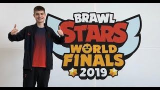 YDE VLOG - Brawl Stars World Finals 2019