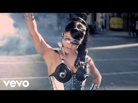 Black Eyed Peas - Imma Be Rocking That Body (Official Music Video)