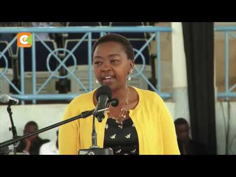 TRENDS | Rachel Ruto advises young girls against 'sponsors'