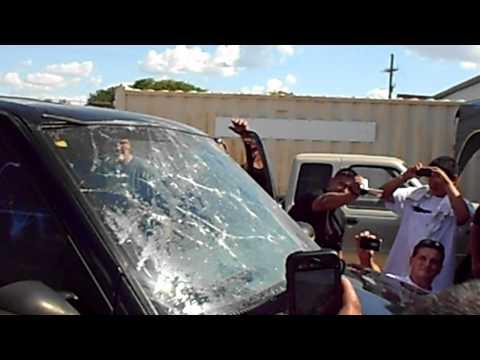 6 Digital Designs 18s  tearing up windshield at streetspl comp