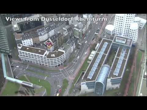 Düsseldorf, Germany - 8th February, 2013