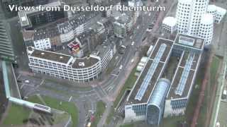 Düsseldorf, Germany - 8th February, 2013