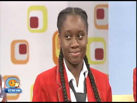 Campion The Quiz Champion - TVJ Smile Jamaica - April 17 2018