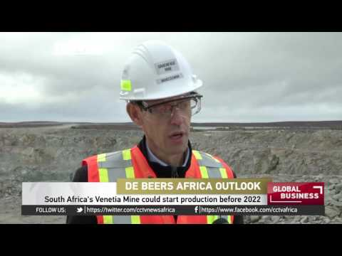 South Africa's Venetia Mine Could Start Production Before 2022
