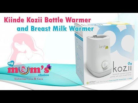 Kiinde Kozii Bottle Warmer and Breast Milk Warmer |Best Bottle Warmer for Baby's Milk | Mymumschoice