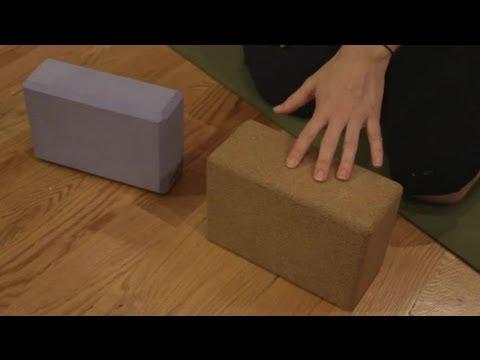 Yoga Blocks: Cork vs. Foam : Yoga Practice