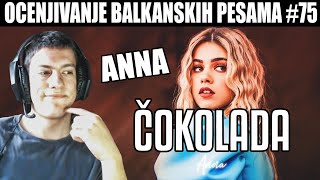 OCENJIVANJE BALKANSKIH PESAMA - AN NA - COKOLADA (Official video 2020)