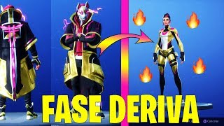 CASCO FASE *DERIVA* SKIN SINGULARITY [ACCURACY LOCATION] - Fortnite