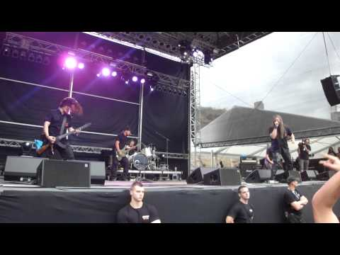 Kypck - Stalingrad (live at Brutal Assault 2011) [HD]