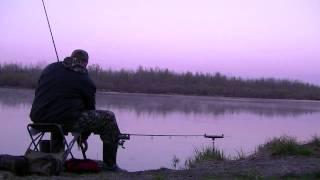 Рыбалка на карася с.Решетниково (Тюмень) .avi
