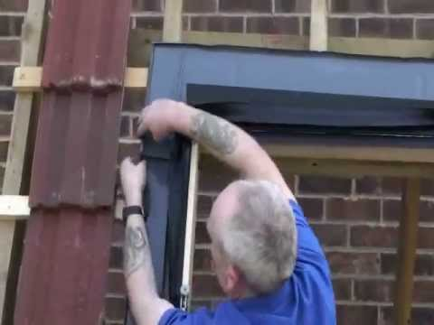 How To Install A Luctis Roof Window Youtube