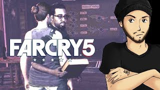 far cry 5 is far cry 4 again which is far cry 3 again