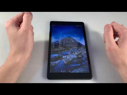 Обзор Lenovo Tab E8 8304F 16GB