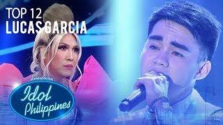 "Lucas Garcia sings ""Sometime, Somewhere""   Live Round   Idol Philippines 2019"