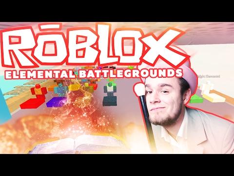 SYMULATOR CZARODZIEJA! | ROBLOX [#5] - Elemental Battleground (With: Hadesiak, Admiros) #Bladii #PL