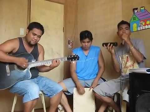 HAWAIIAN EKOLU -Stuck on You ( inlaws acoustic band )