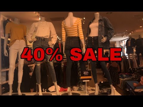 40% Sale GAP   September Collections | Fall Collection 2019