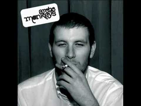 Arctic Monkeys A Certain Romance
